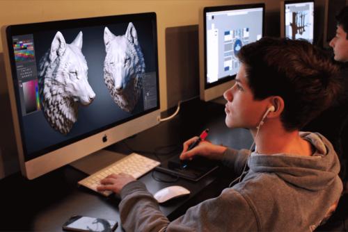 Teen Digital Art Classes Hartsdale One River